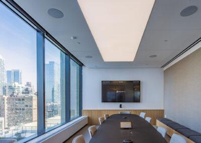 Peloton HQ, NYC   Photo © Harry Vitebski   Image is Property of Apogee Lighting Holdings
