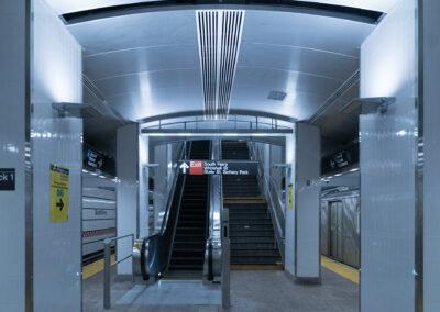 South Ferry Subway Station, NYC | Photo © Harry Vitebski | Image is Property of Apogee Lighting Holdings