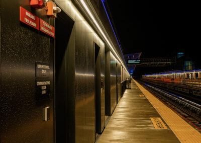 Carle Place LIRR Station | Photo © Harry Vitebski | Image is Property of Apogee Lighting Holdings