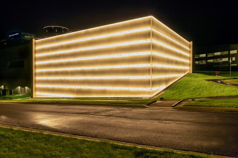 SaberFlex | Photo © Harry Vitebski | Image is Property of Apogee Lighting Holdings