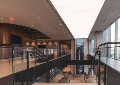 Wells Fargo, NYC   Photo © Harry Vitebski   Image is Property of Apogee Lighting Holdings