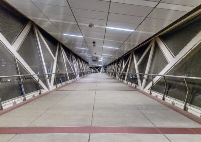 Wihele-Reston Station, VA | Photo © Harry Vitebski | Image is Property of Apogee Lighting Holdings
