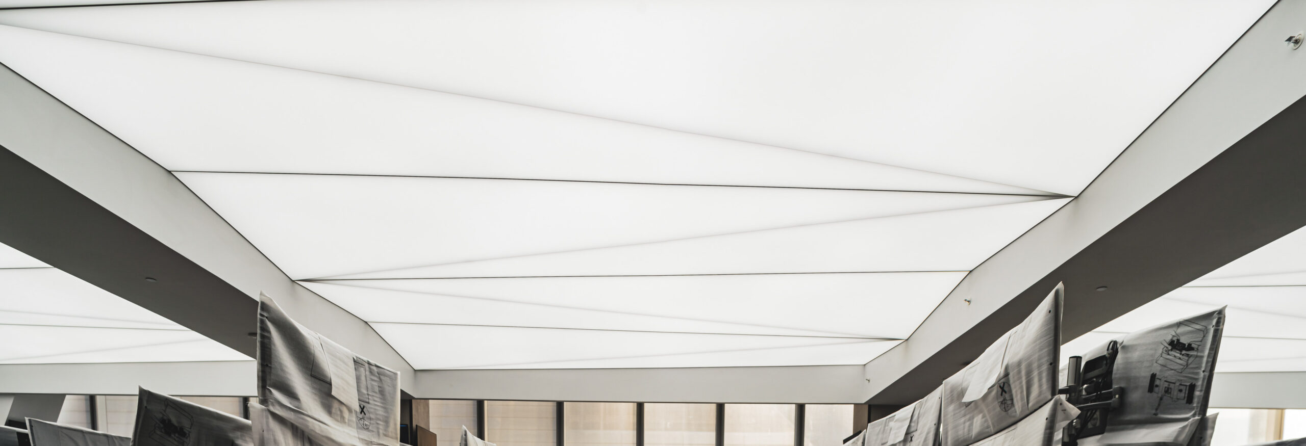 Apogee Lighting creates unique Ceiling Solution for new Hudson Yards Tenant