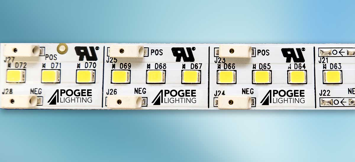 Wafer Boardmade by Apogee Lighting