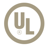 UL-Listed Icon made by Apogee Lighting